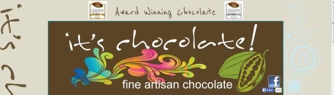 it's chocolate 1
