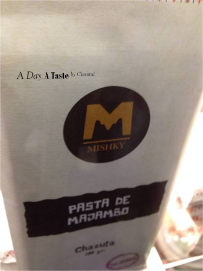 pasta de majambo