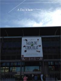 Salon du chocolat 10